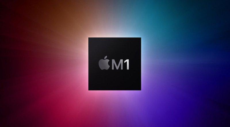 پردازنده M1 اپل